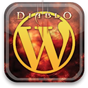 diablo,wordpress