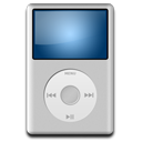 ipod,silver