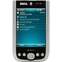 dell,axim,dell axim x51v,smart phone,cell phone,mobile phone,handheld,smartphone