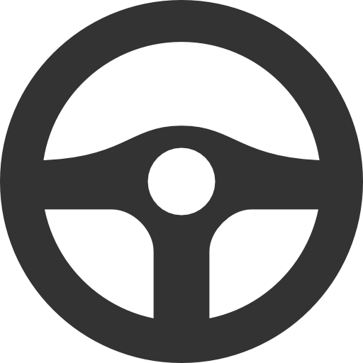 Steering wheel icon png - photo#33