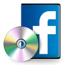 facebook,dvd,case