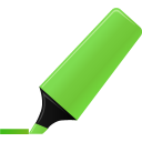 highlightmarker,green
