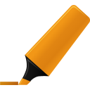 highlightmarker,orange