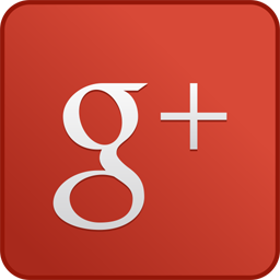 googleplus,custom,red