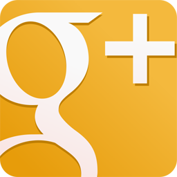 googleplus,yellow