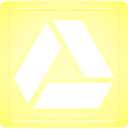 google,drive,glowing,box,light,yellow