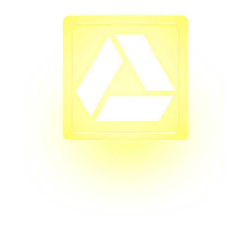 google,drive,light,yellow,glow