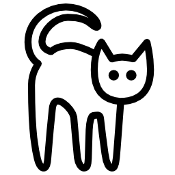Cat Icon Png Ico Or Icns Free Vector Icons