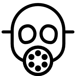 Gas Mask Icon Png Ico Or Icns Free Vector Icons