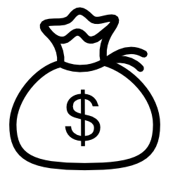 Money Bag Icon Png Ico Or Icns Free Vector Icons