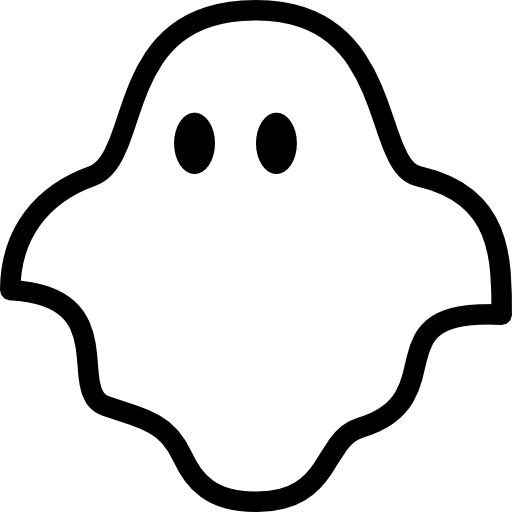 ghost icons, free icons in iOS 7 Icons, (Icon Search Engine)