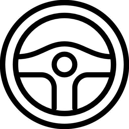 Steering wheel icon png - photo#23