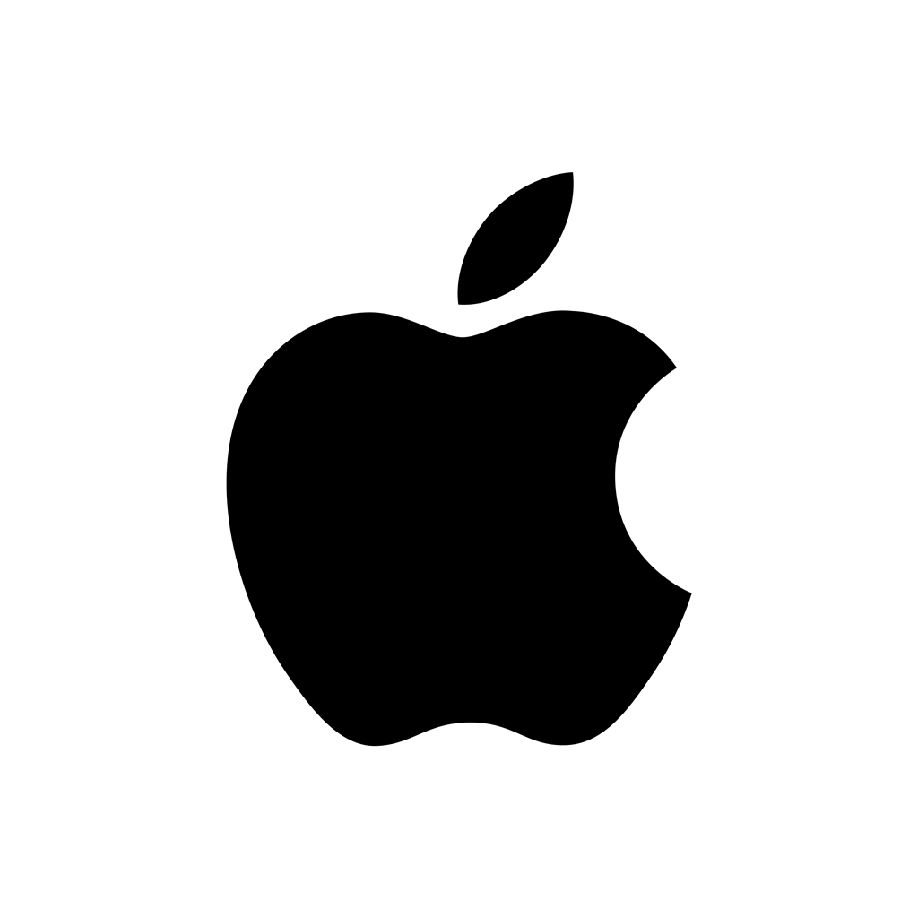 apple,black