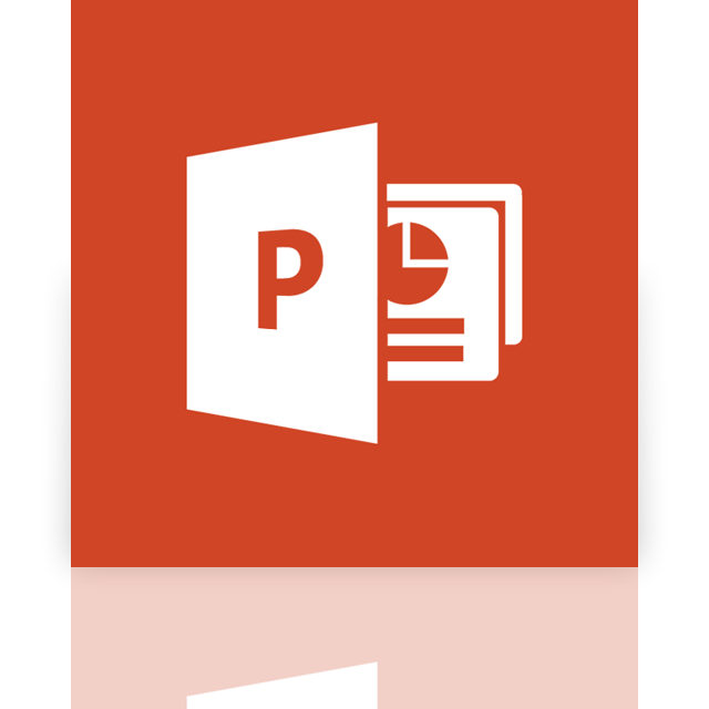 powerpoint,mirror