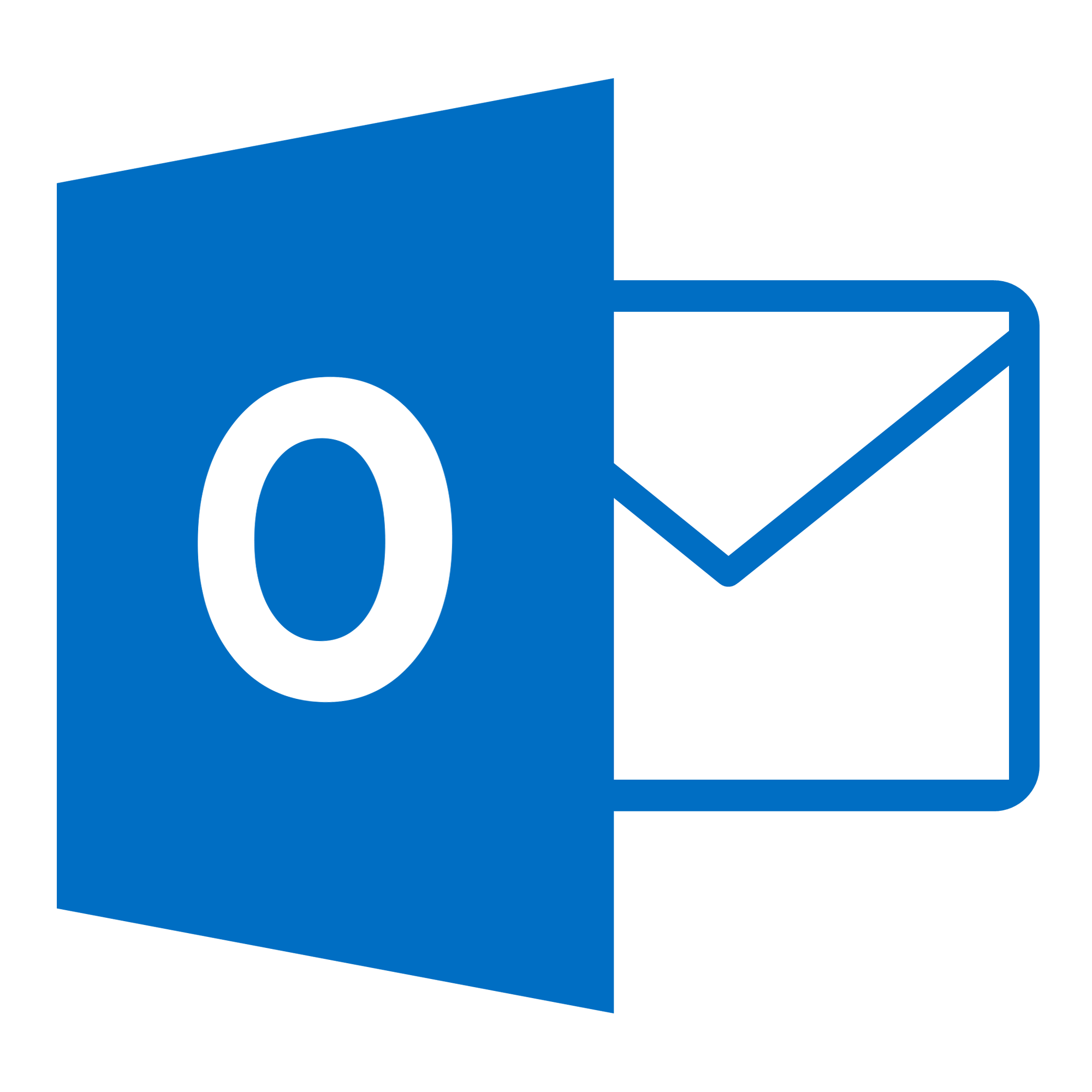 Outlook Icon Vector