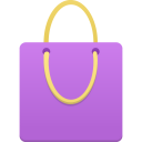 shopping,bag,purple