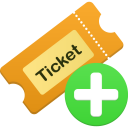 ticket,add