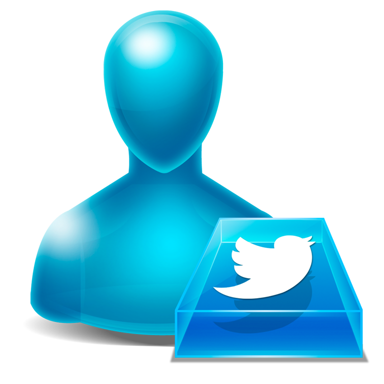 Twitter Icon 64x64 | Pics | Download |