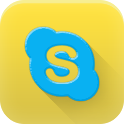 skype,color