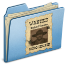 blue,wanted