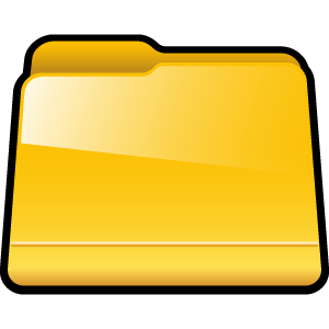 generic,yellow,folder
