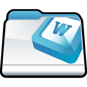 microsoft,word,folder