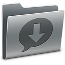 ichat,downloads,folder