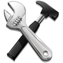 setting,build,code,hammer,option,screwdriver,tool,preference,configure,configuration,config,utility