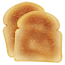 toast,bread,food