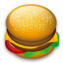 hamburger,food
