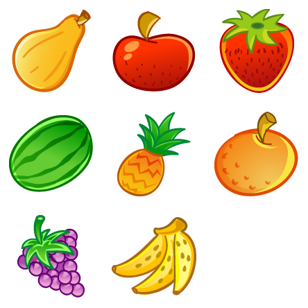 Fruit Png Icons Fruits Icon Pack by Fast Icon