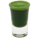 wheatgrass,juice,shot