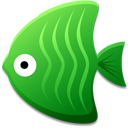 greenfish,cartoon