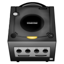 gamecube,black