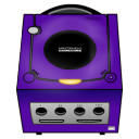 gamecube,purple