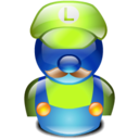 luigui,cartoon,mario