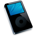 ipod,black,mp3 player