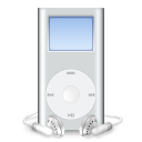 ipod,mini,gray,mp3 player