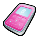 creative,zen,micro,pink,mp3 player,ipod