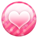 pink,button,heart,valentine,love