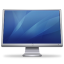 cinema,display,blue,computer,monitor,screen