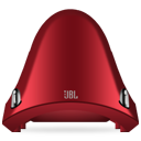 jbl,creature,red