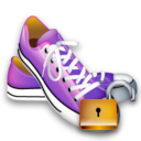 shoes,unlock
