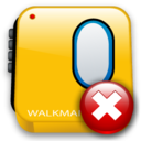 walkman,close,no,cancel,stop