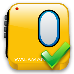 Walkman Ok Icon Png Ico Or Icns Free Vector Icons