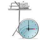 clock,my document,alarm,time,history,alarm clock