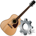 guitar,config,instrument,configure,configuration,preference,option,setting