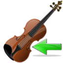 violin,back,instrument,left,prev,backward,previous,arrow