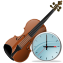 violin,clock,instrument,alarm,time,history,alarm clock