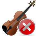 violin,close,instrument,no,cancel,stop